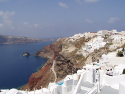 View to Oia